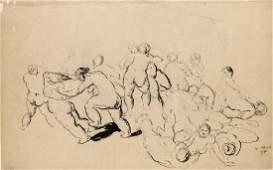 Scharl, Josef Akte. 1919-1922. Konvolut aus 4 Werken.