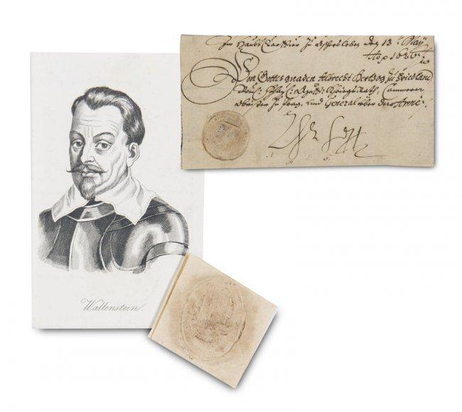 Wallenstein (d.i. Albrecht Wenzel Eusebius von