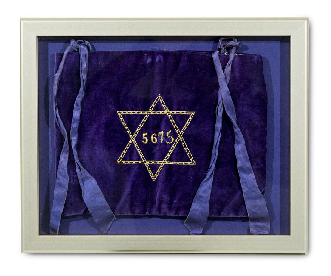 Sammlung von versch. Objekten des religiös jüdischen - 2