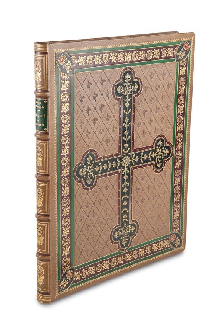 Schnorr von Carolsfeld, Julius Die Bibel in Bildern.
