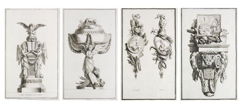 Delafosse, Jean Charles Nouvelle Iconologie Historique