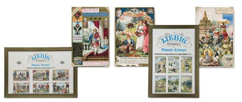 Liebig-Company's Fleisch-Extract Sammlung von 472