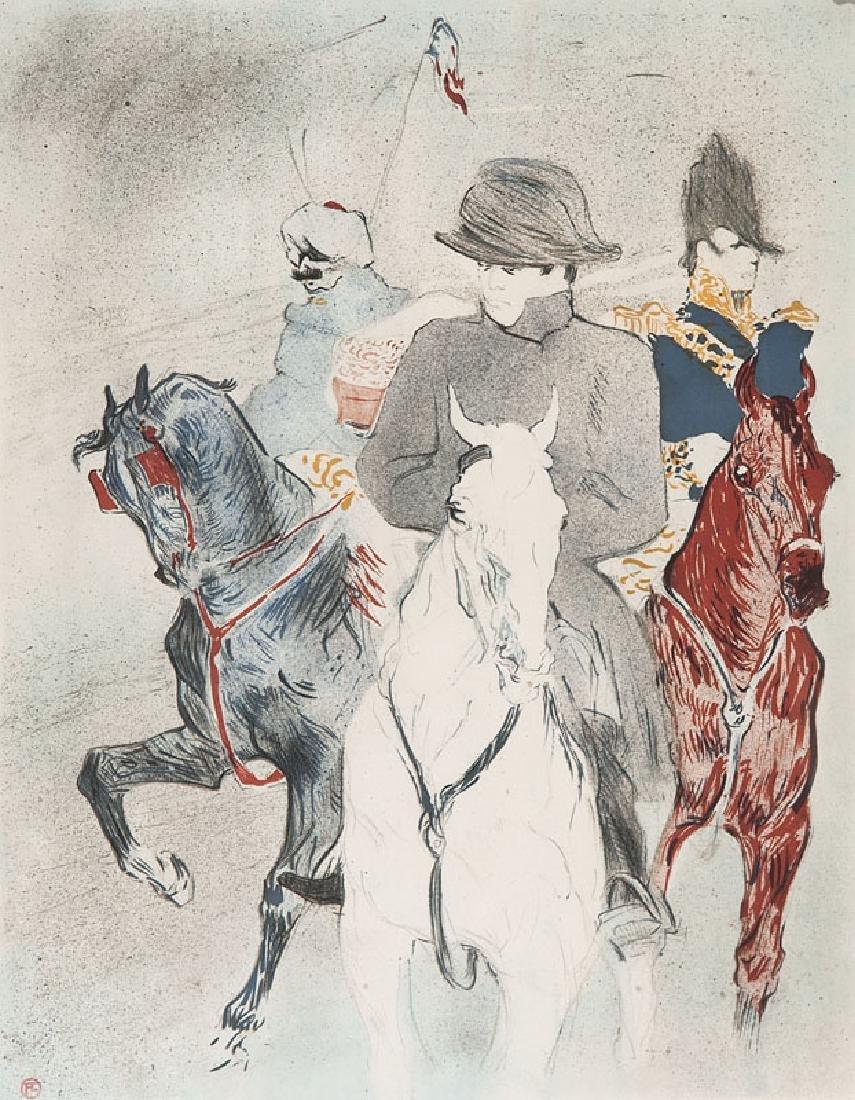 Toulouse-Lautrec, Henri de - nach Napoleon.
