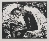 Schmidt-Rottluff, Karl Die Schwestern. 1914.