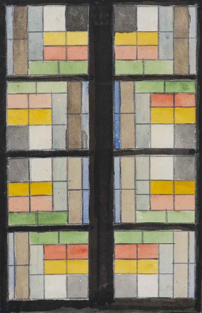 Seiwert, Franz Wilhelm Rathaus Brauweiler - Fenster im