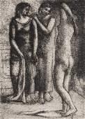 Picasso, Pablo Groupe de trois Femmes. 1922/23.