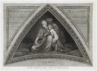 - Michelangelo Nac Portfolio von 28 prachtvollen
