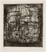 Schumacher, Emil o.T. (Abstrakte Komposition aus Poesie