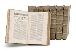 Cardano Girolamo Opera Omnia 10 Teile in 7 Bden Mit