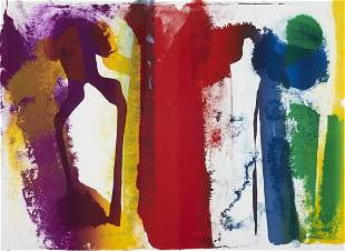Jenkins, Paul Euphories de la couleur. André