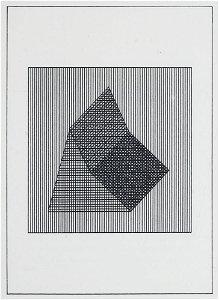LeWitt, Sol 22 Serigraphien in: Jorge Luis Borges.