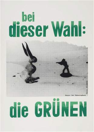 Beuys, Joseph Der Unbesiegbare (bei dieser Wahl: die