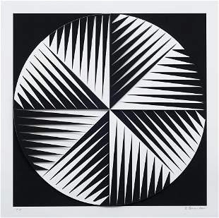 Morandini, Marcello Komposition. 2018. 3D Konstruktion