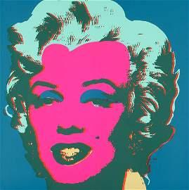 Warhol - nach, Andy Marilyn (Sunday B. Morning).