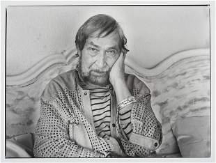 Kelm, Ursula Der Maler Alexander Camaro. 1989. Vintage.
