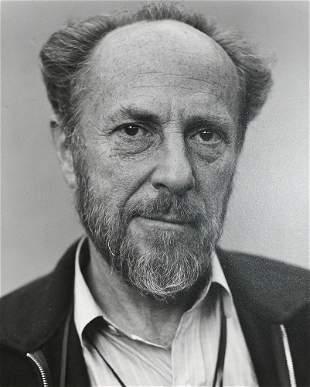 Weston, Brett Edward Weston 1938. Silbergelatine
