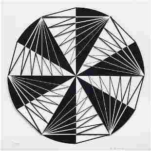 Morandini, Marcello Komposition 669. 2018. 3D