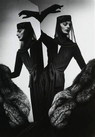 "Rubin, Genia Mode, robe ""Alix"" (Madame Grès)"