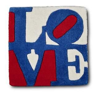 Indiana, Robert Teppich Czech-Love. 2006. In Handarbeit