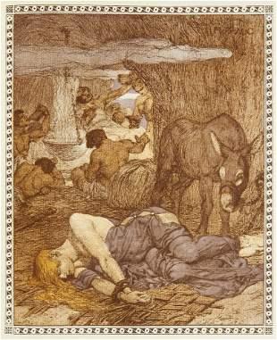 Löwinger, Wilhelm Der goldene Esel. Ein Roman aus