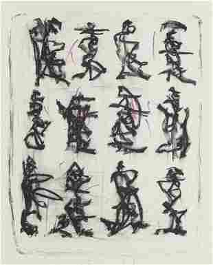 Klünner, Lothar Nachtseite. Mit 5 Lithographien