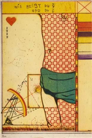 Genet, Jean Der Fischer von Suquet. Mit 5 num. u. sign.