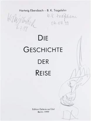 Sammlung von 3 Künstlerbüchern. (Berlin),