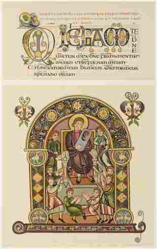 Warner, G. F. Illuminated manuscripts in the British