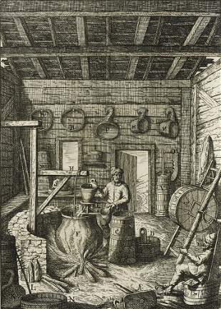 Scheuchzer, Johann Jacob Natur-Geschichte des