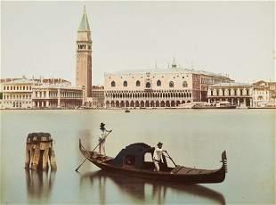 Sammlung von 14 großformatigen Ansichten von Rom