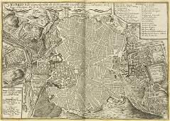 96 Fer Nicolas de Atlas 1701