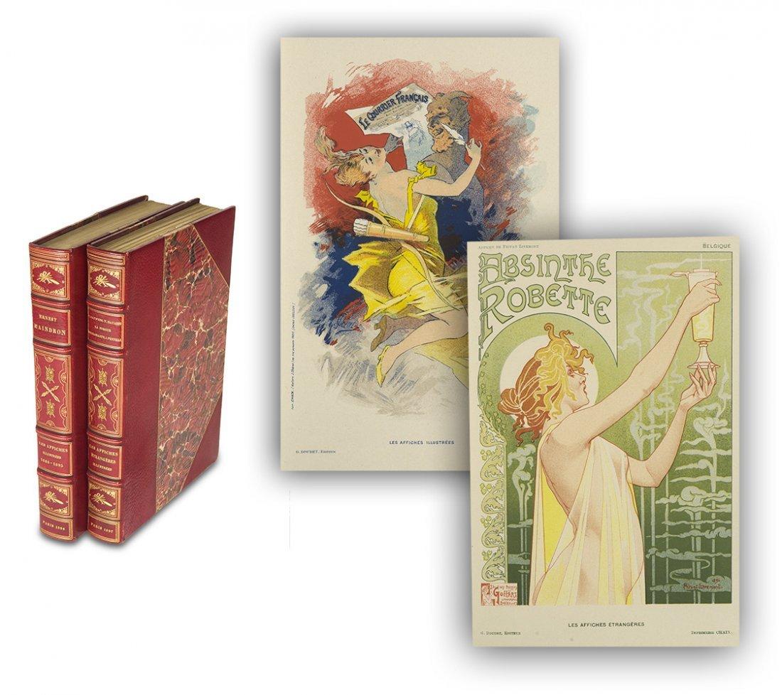 Maindron Les affiches illustrées 1886-1895