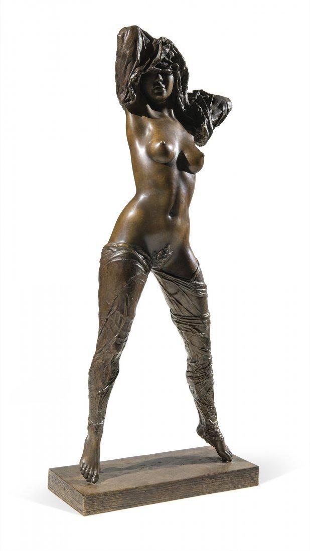 Klingbeil, Karsten Statue Temptation Erotica