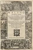 Galenus Claudius Opera Omnia quae extant opera in Lat