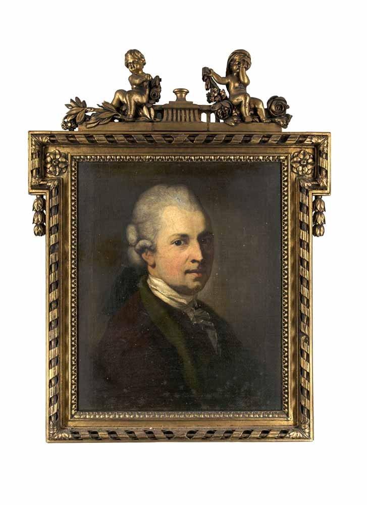 Graff, Anton (zugeschrieben)  Porträt August Gottfried
