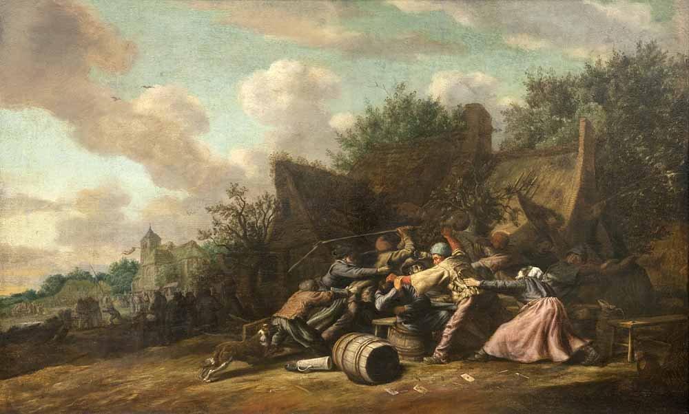Niederländischer Künstler des 17. Jahrhunderts