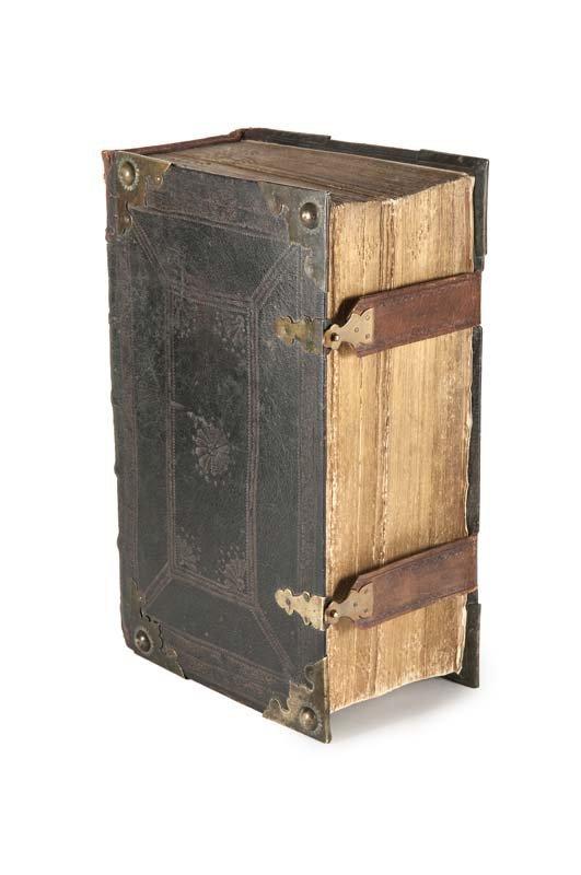 Biblia, Das ist: Die gantze Heilige Schrifft, Des Alten