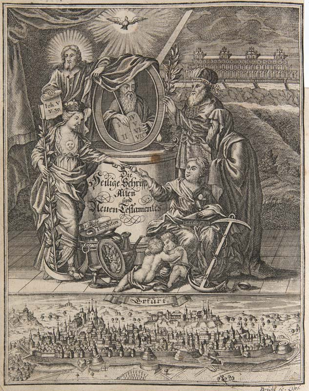 Biblia, Das ist: Die gantze Heilige Schrifft ... nach