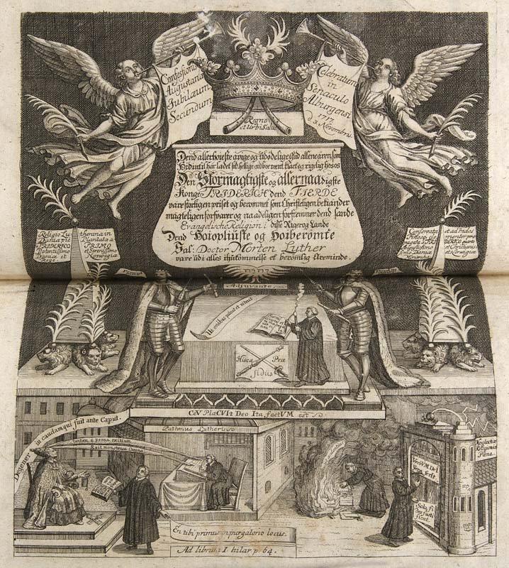 Cyprian, Ernst Salomon Hilaria Evangelica, oder