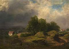Stark, James - zugeschrieben View near Maidenhead.