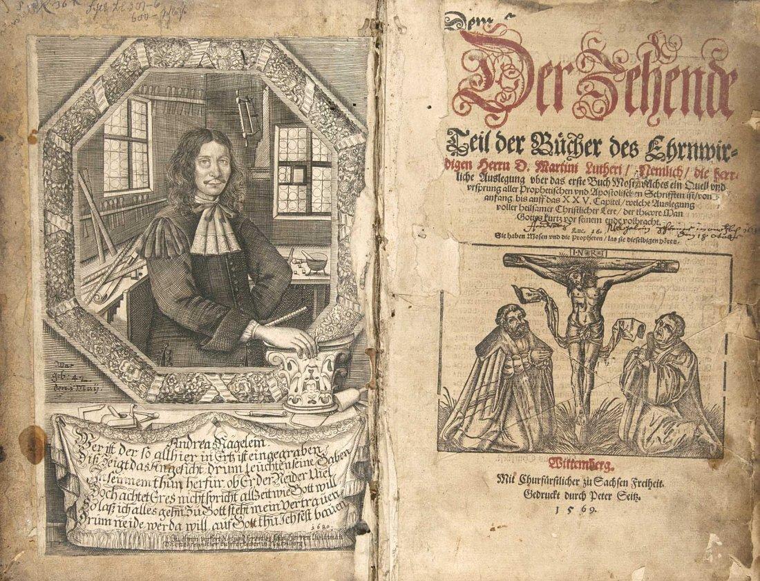 Luther, MartinDer zehende Teil der Bücher des Ehrnwirdi