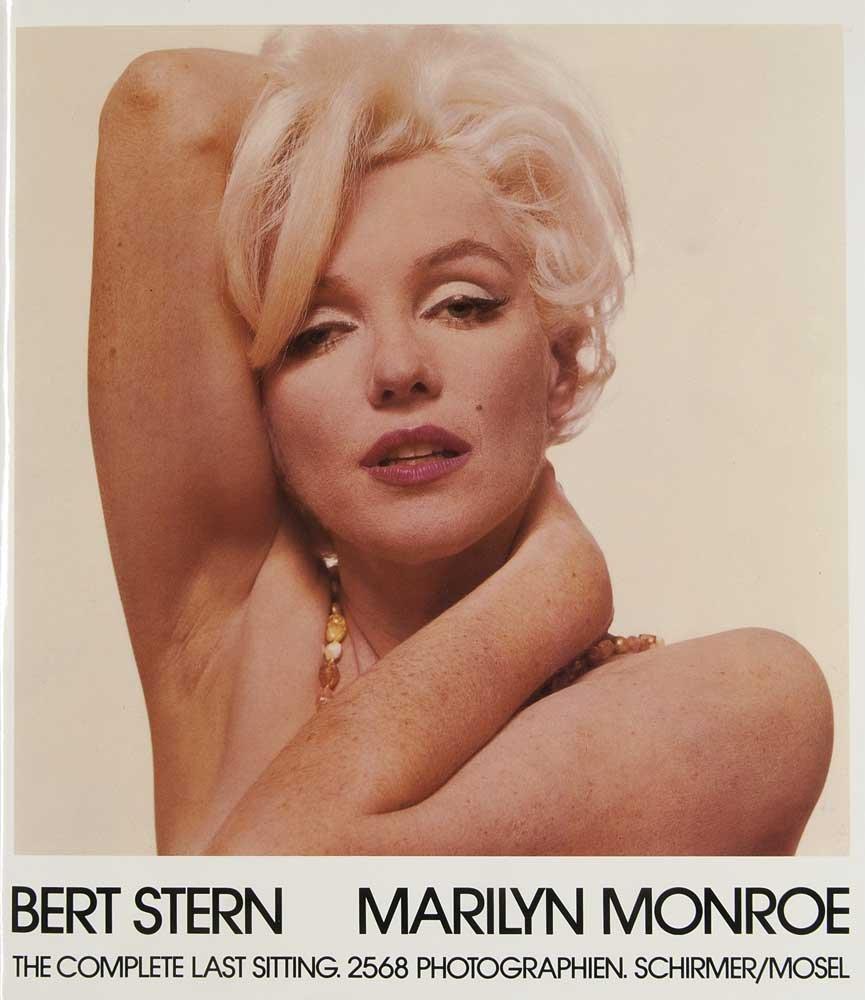 Stern, Bert Marilyn Monroe. The complete last sitting.