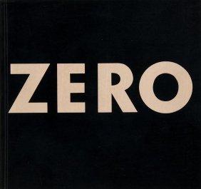 Mack, Heinz/ Piene, Otto Zero Vol. 3. Mit Zahlreichen