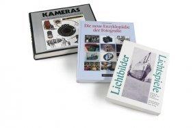 Sammlung Von 9 Photobüchern Zur Geschichte Der