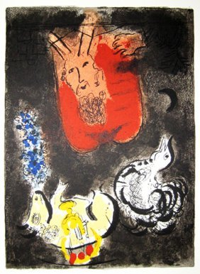 5: Marc Chagall - Frontispiece
