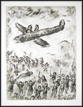 10: Marc Chagall - Et sur La Terre 11