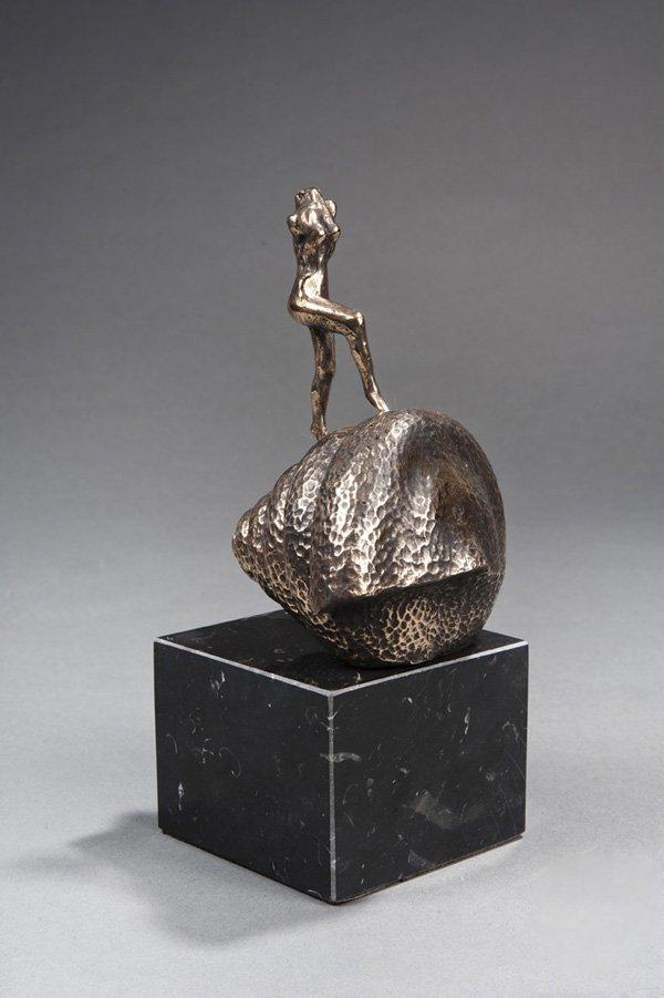 14: Salvador Dali - Homage to Marcel Duchamp