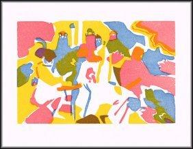 19: Wassily Kandinsky - Orientalischess