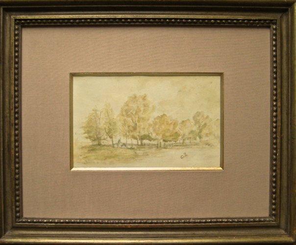 65: Camille Pissarro - Paysage d'Automne
