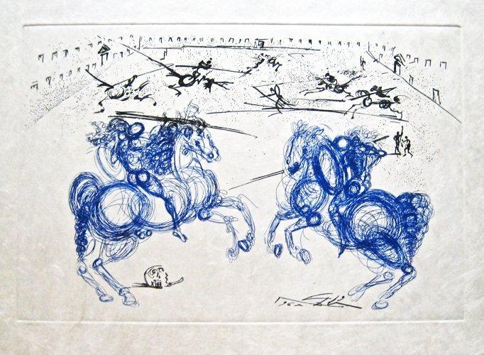 Combat des Cavaliers